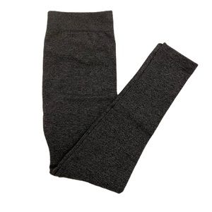 Super Cozy Grey Heather Leggings